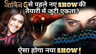 Before Naagin 6, Ekta Kapoor is Working on a New Show