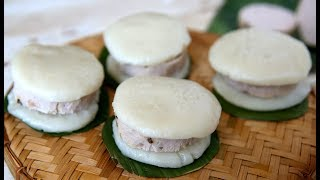 BÁNH DÀY - Vietnamese Rice Cake Recipe