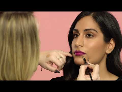 Lip Contouring for Bigger Lips | Avon True Color Lip Glow