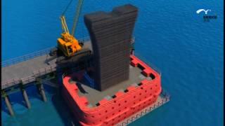 Xingtu Bridge Standardized Pier Construction