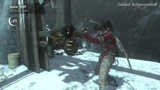 Gilded Achievement Rise of the Tomb Raider