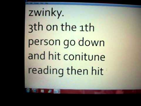 zwinky sign in