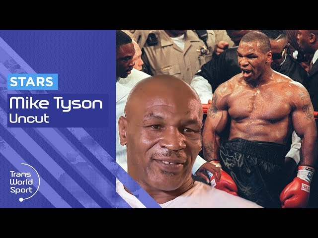 The Real Mike Tyson: Full Uncut Interview   Trans World Sport