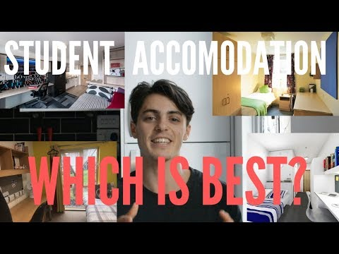 How To Choose Student Accommodations In The UK | University In The UK