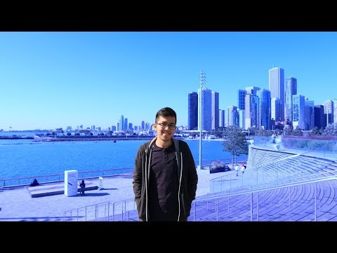 Downtown Chicago Trip! (USA Exchange Student Vlogs #7)