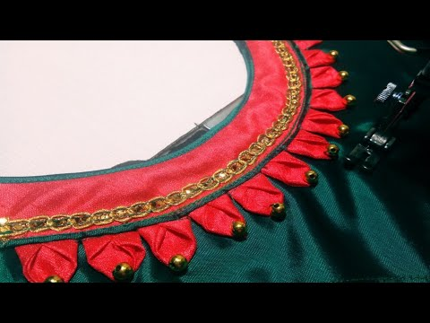 Blouse Designs 2019 |back Neck Blouse Designs |blouse Cutting And Stitching