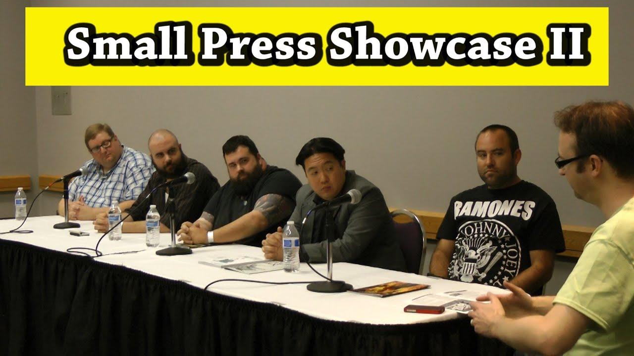 Small Press Showcase II