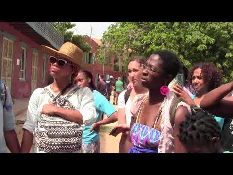 Lessons About Goree Island