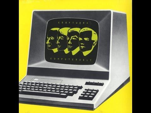 Kraftwerk - Computerwelt (Full Album + Bonus Tracks) [1981]