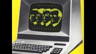 Kraftwerk - Computerwelt (Full Album + Bonus Tracks) [1981]