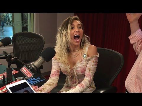 """Miley Cyrus REACTS To Hannah Montana Audition Tape & Gives Real Meaning Behind """"Malibu"""""""