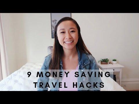 9 Money Saving Hacks for Traveling in Europe!