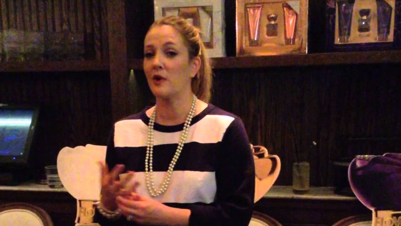 Flower Beauty Launch With Drew Barrymore Beautyeditor Youtube
