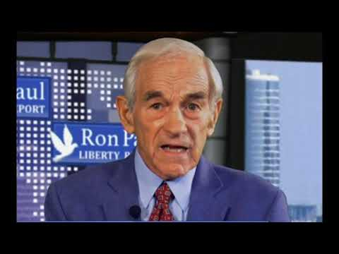 Ron Paul Warns A 50% Stock Market Decline Is Coming.. And There's No Way To Stop It