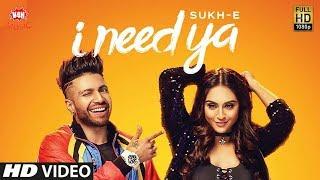Sukhe I Need Ya | Feat Krystle D'Souza | Jaani | B Praak | Arvindr Khaira | V4H Music