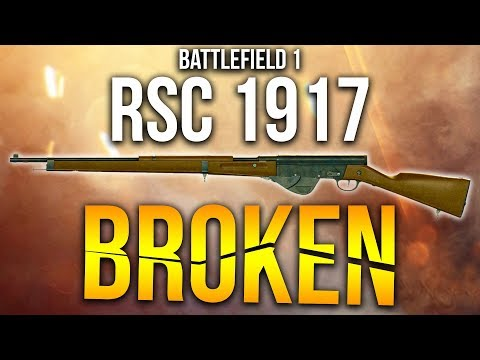 RSC TTK UPDATE IS CRAZY Battlefield 1