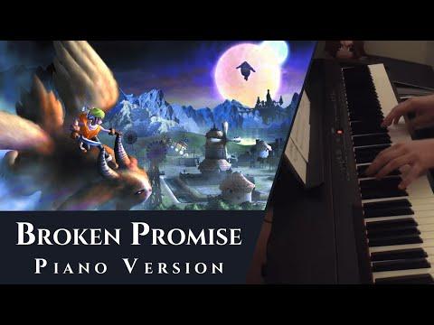 Broken Promise (Piano Version) - Dark Cloud