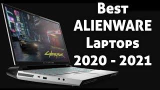 Best Alienware Laptops 2020 - 2021