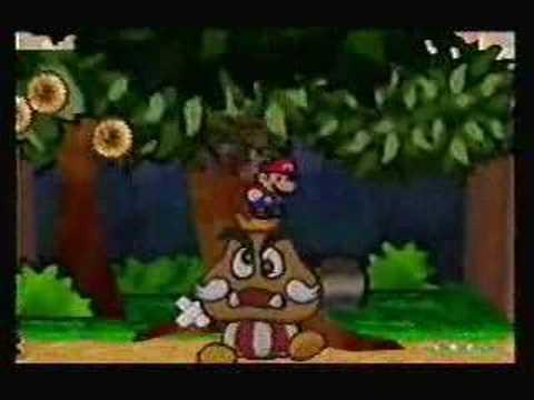 Mario King Goomba