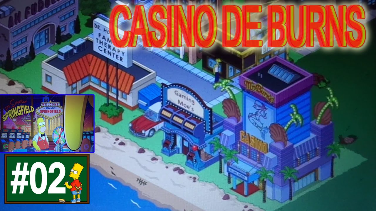 springfield burns casino