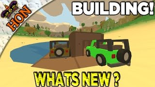 ► Whats New? Unturned 3.0 Basic Building/barricading/fortifying