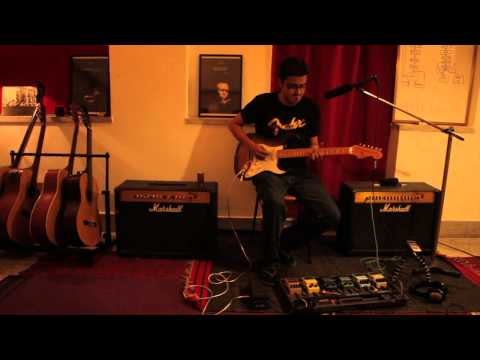 Guitar Tones & Sound Design - Bodhisattwa Ghosh