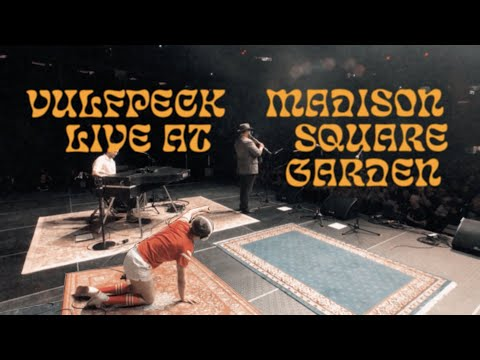 VULFPECK /// Live At Madison Square Garden