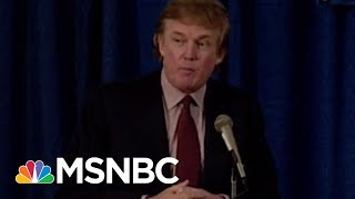 To Understand President Donald Trump, Look To Pat Buchanan | The Last Word | MSNBC