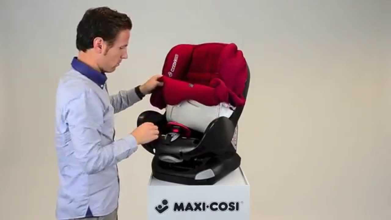 How To Remove Maxi Cosi Car Seat Cover Priori