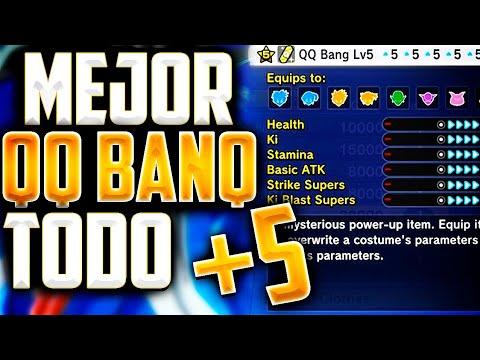 😱¡ LA MEJOR QQ BANQ | QQ BANQ PERFECTA +5 !😱 Dragon Ball Xenoverse 2