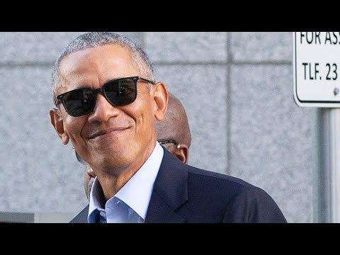 DIREKTE: Barack Obama taler i Oslo