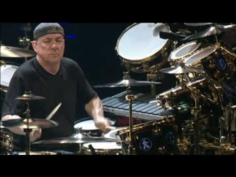 DRUM CAMERA - Rush - Tom Sawyer d-_-b
