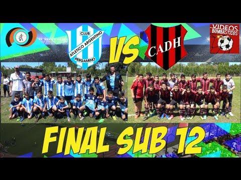 DOUGLAS HAIG VS ARGENTINO  [ FINAL SUB 12 ]
