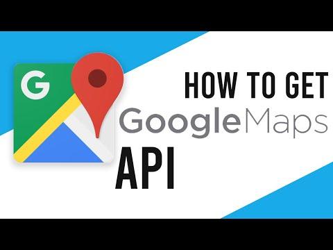 How To Get Google Map API Key - Mobile App Development