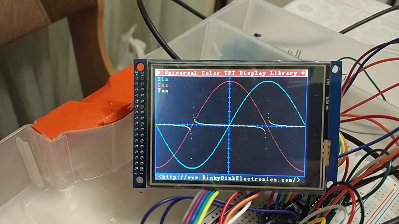 Ili9341 Raspberry Pi Wiring