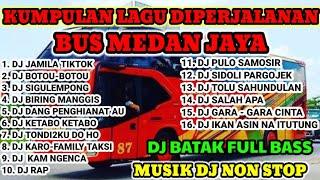 Download Mp3 KUMPULAN LAGU YANG SERING DIPUTAR BUS MEDAN JAYA
