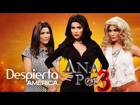¡'Ana por Tres', la nueva telenovela de Despierta América!