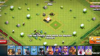 Coc private server attack on th 11 on builder or versus base troops for more videos