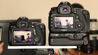 canon 70d issues for videographers compared with the canon 5d mark iii