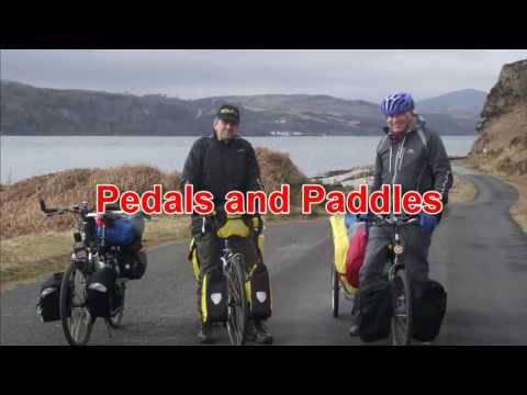 Cycle Touring Scotland