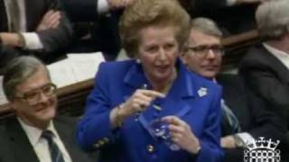 Thatcher's Last Stand Against Socialism