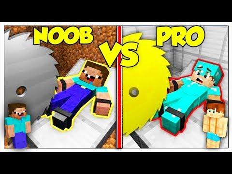 STANZA DELLE TORTURE NOOB CONTRO PRO! - Minecraft ITA