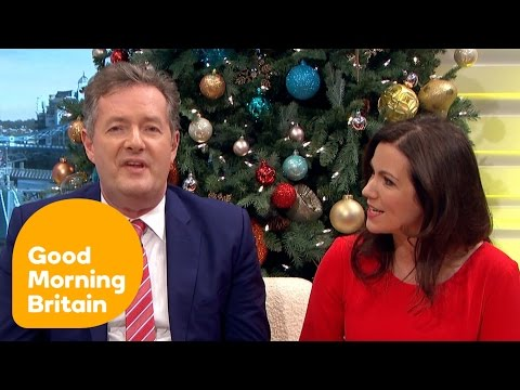 Piers Morgan and Susanna Reid Get Into an Argument Live on Air | Good Morning Britain