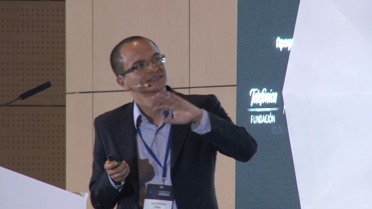 Big Data & Inteligencia Artificial: Juan Fernando Pérez