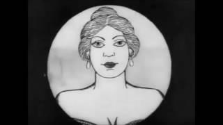 Самый первый советский мультфильм 'Советские игрушки' (1924).  Отрывок.