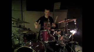 Eetu Pesu plays on Rammstein - Das Model (DrumCover)