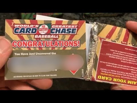 WE WON!!  TRISTAR WORLD'S GREATEST PACK CHASE BREAK (44 BOXES!)