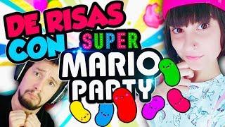 DE RISAS CON...SUPER MARIO PARTY | GRAGEAS CHALLENGE | KODARA #1