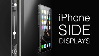 iPhone Side Displays - Concept Trailer