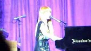 Tori Amos Live in Rome - 15- Goodbye Pisces